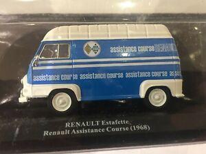 1/43  RENAULT ESTAFETTE ASSISTANCE VAN SERVICE COURSE CORSE 1968