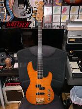 Fender Custom Shop 40th Anniversary Bass Flame Maple Top