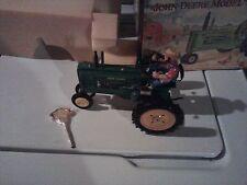 john deere model b tractor by franklin mint
