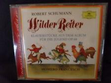Schumann - Wilder Reiter -Homero Francesch