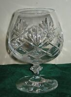 Chantilly-Taille-Beaugency by Cristal D'Arques-Durand Brandy Glass Snifter #DH86
