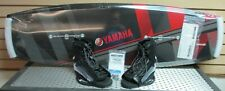 H.O. SPORTS YAMAHA WAKEBOARD 135CM WITH BINDINGS 7/10.5 SIZE FREE SHIPPING