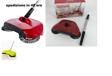 Roto Sweep Spazzola Fuller, Spazzatrice originale a pavimento e pacchi spazzatri