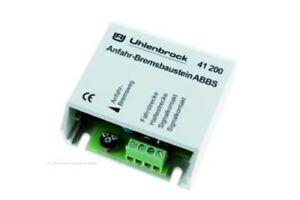 Uhlenbrock 41200 ABBS Anfahr-Brems-Baustein #NEU in OVP#