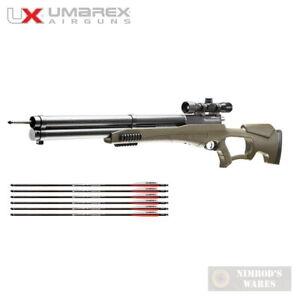 Umarex AIRSABER Air Archery Arrow AIRGUN w/SCOPE + 3 Extra Arrows 450fps 2252660