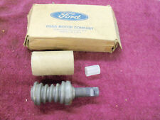 1968-1975 Ford F-100 4 X 4 Steering Box Worm Gear & Shaft, NOS, C7TZ-3524-F