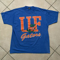 Rare Vintage 80's 90's UF Florida Gators T-Shirt Tee's XL VTG FOTL Best USA NCAA