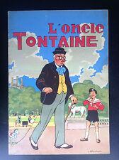 Oncle Tontaine Pinchon No Bécassine Chagor Gordinne