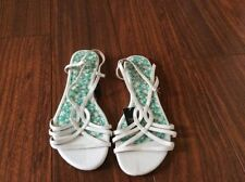 "Next Women's Strappy Flat (less than 0.5"") Sandals & Beach Shoes"