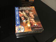 MISION IMPOSIBLE DVD PRIMERA TEMPORADA NUEVA PRECINTADA ORIGEN