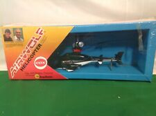 """RARE - Cox """"Airwolf"""" Helicopter  Wen Mac, Aurora, New, Unused Mint - Wrapped"""