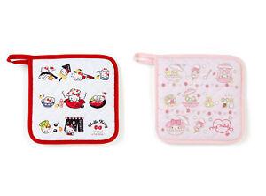 Japan Sanrio Hello Kitty / My Melody Pot Mat Heat Trivet