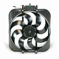 "FLEX-A-LITE 160 - 15"" Black Magic S-Blade reversible elec fan"