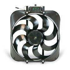 """FLEX-A-LITE 160 - 15"""" Black Magic S-Blade reversible elec fan"""