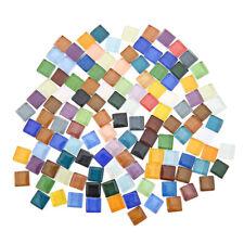 100g Multi-Color Glass Mosaic Tiles Material Diy Mosaic Art Craft Supplies Usa