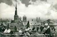 Ansichtskarte Osnabrück Blick auf St. Marien Dom Rathaus Herzog-Jesu  (Nr.9267)
