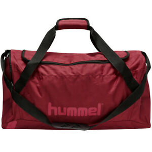 HUMMEL Core Sports Bag    Größe L   Rot/Pink   NEU