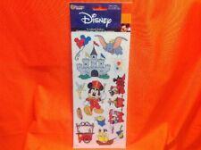 Disney Disneyland Themed Scrapbook Sticker Sheet By Sandylion