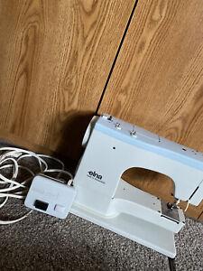 Elna Super 62C Sewing Machine READ DESC