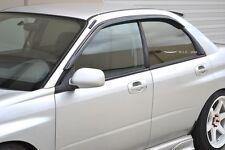 HIC USA 02 to 07 Impreza GD side window visor vent shade