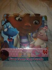 BNIB Disney Junior Doc McStuffins - Giant Foam Floor Puzzle - 89 x 89 cm