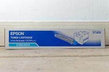 Original Epson C4200 Toner - cyan - S050244 0244 AcuLaser - NEU & OVP