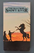The Man From Snowy River (VHS, 1991) Kirt Douglas Movie