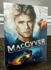 MacGyver Complete Series Collection Dvd Box Set Seasons 1-7 Tv Movies *Sealed*