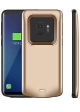 Samsung Galaxy S9 Slim Portable Battery Case, Modernway 4700mAh(Gold)