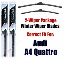 WINTER Wipers 2-pack fits 2008+ Audi A4 Quattro 35240/200
