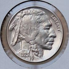 1929 D Buffalo Nickel - Gem BU / MS / UNC
