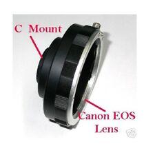 Raccordo C per obbiettivi Canon EOS  Adapter C Mount - ID 2672