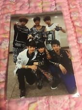 Exo Exo-k Group Mama Ver A Korean Press Official photocard Card  Kpop K-pop