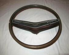 Ford Mercury 2-Spoke Rim Blow Steering Wheel 1970 – 1974 Torino Cougar