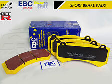 FOR NISSAN GTR R35 FRONT EBC YELLOW STUFF UPGRADED PERFORMANCE BRAKE PADS GT-R