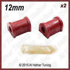 BMW urethane rear sway bar bushings e30 12mm x2 33 55 1 129 677