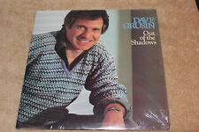 DAVE GRUSIN OUT OF THE SHADOWS LP 1982 OG EX