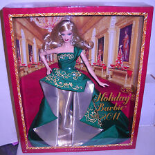 #8004 NRFB Mattel 2011 Holiday Barbie Christmas Doll