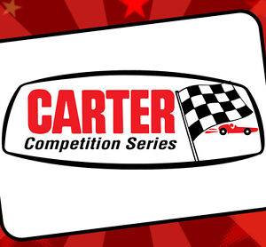 Carter Carb Carburetor Vintage Style Drag T Shirt Muscle Car Rat Rod Racing