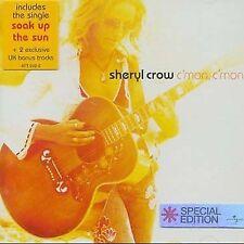 C'mon, C'mon by Sheryl Crow (CD, Jul-2002, A&M (USA))