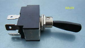12V HEAVY DUTY 25Amp TOGGLE SWITCH OFF/ON/ON BRAND NEW