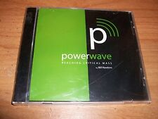 Power Wave Reaching Critical Mass Music Cd by Bill Hawkins (Music CD 2004) NEW