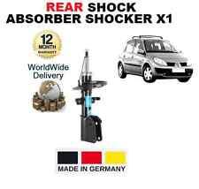Per RENAULT GRAND SCENIC 2 MPV 2004 -- & gton REAR SHOCK ABSORBER Shocker X1