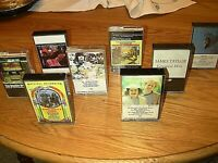 Classic Rock Cassette Lot of Greatest Hits: Byrds, Eagles, Buffalo Springfield
