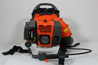 Used Husqvarna 965877502 350BT Backpack Blower Gas Powered SDP000242