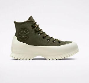 Converse Chuck Taylor All Star Lugged Winter 2.0 Waterproof Boots Khaki
