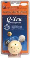Genuine Aramith Q-Tru Training Cue Ball - FAST SHIPPING!