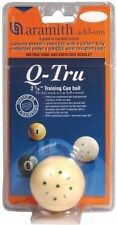 Genuine Aramith Q-Tru Training Cue Ball - FAST SHIPPING!