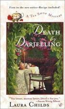 A Tea Shop Mystery Ser.: Death by Darjeeling by Laura Childs (2001, Mass Market)