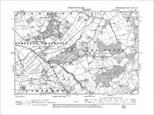 Stretton Grandison, Canon Frome, Old Map Herefordshire, 1905: 35NW